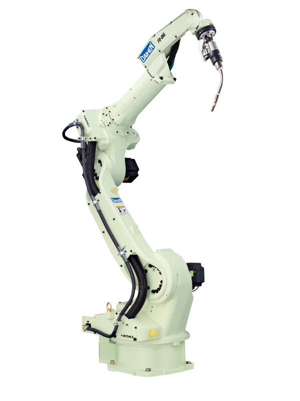 Fd B6l Through Arm Long Reach Arc Welding Robot 6kg
