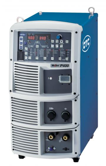 WB-P400 Weld Power Source | OTC DAIHEN